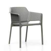 Nardi Net Chairs (Set of 2) - Turtle Dove
