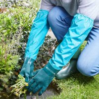 Smart Garden Full Length Drain, Tank & Pond 63cm Gloves