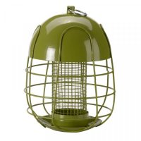 Smart Garden Acorn Squirrel Proof Peanut Bird Feeder