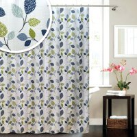 Blue Canyon Botanics Shower Curtain 180cmx180cm