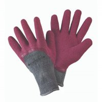 Smart Garden Small Cozy Gardener Glove - Aubergine