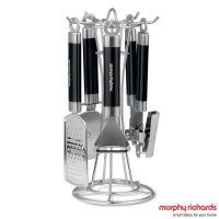 Morphy Richards 4 Piece Gadget Set Black