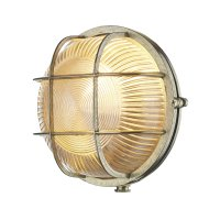 David Hunt Admiral Round Flush Brass IP64