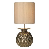David Hunt Ananas Table Lamp Bronze Base Only
