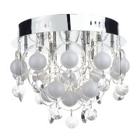 Dar Cloud 9 Light Flush G4 Crystal