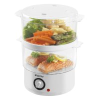 Elgento 2 Tier Steam Cooker