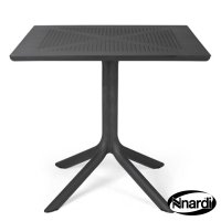 Nardi High Range Clip Table Anthracite