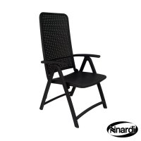 Nardi High Range Darsena Chair Anthracite