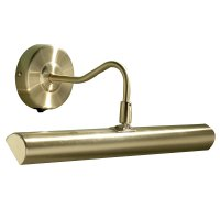 Dar Onedin Picture Light Satin Brass