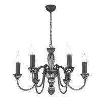David Hunt Oxford 6 Light Pendant