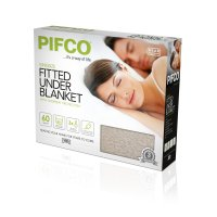 Pifco Kingsize Fitted Electric Under Blanket 2x60W
