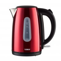 Tower Red Jug Kettle 1.7L