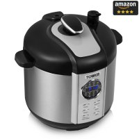 Tower Digital Pressure Cooker 6L