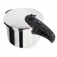 Tower Stainless Steel Pressure Cooker 6L / 22cm