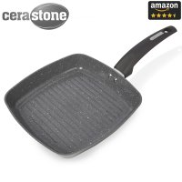 Tower Grill Pan with Ceramic Coating 25cm