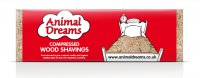 Animal Dreams Mini Compressed Shavings