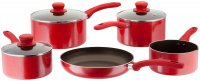 Judge Radiant 5 Piece Saucepan Set