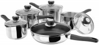 Judge Vista Draining 5 Piece Saucepan Set
