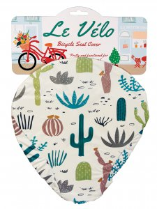Rex Desert In Bloom Bicycle Seat Cover