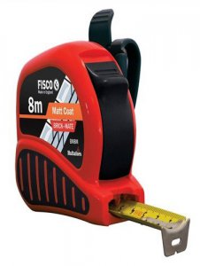 Fisco Brick Mate Tape Measure 8m