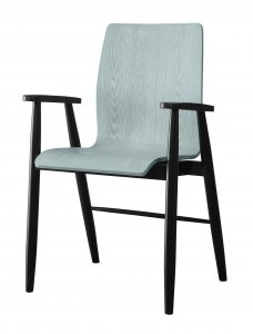 Jual Vienna Office Chair in Grey Ash