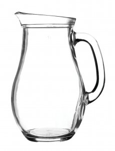Ravenhead Essentials Glass Jug 1lt