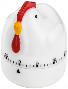 Judge Kitchen Analogue Timer - Mother Hen