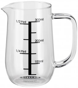 Stellar Kitchen Glass Measuring Jug 300ml