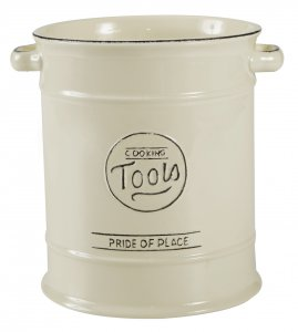 T & G Pride of Place Cooking Tools Jar Old Cream