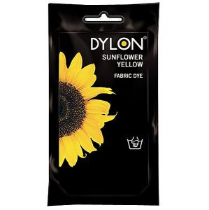Dylon Fabric Dye for Hand Use - Sunflower Yellow (05)