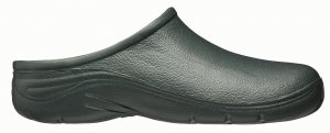 Briers Traditional Green Clogs 7/41 B2097