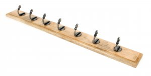 Timber Stable Coat Rack