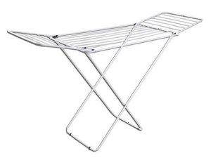 Metaltex Vulcano Folding Winged Laundry Airer