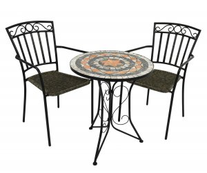 Summer Terrace Nova Bistro Set - Modena