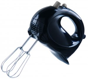 Sabichi Hand Mixer Gloss Black 5 Speed