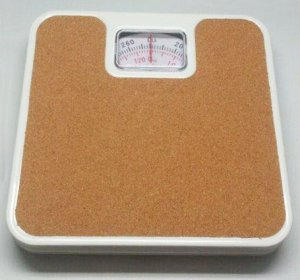Blue Canyon Z Series Mechanical Cork Bathroom Scales