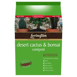 Levington Desert Cactus and Bonsai Compost 8L