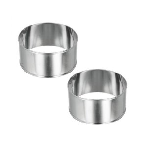 Metaltex Cooking Rings (Set of 2)