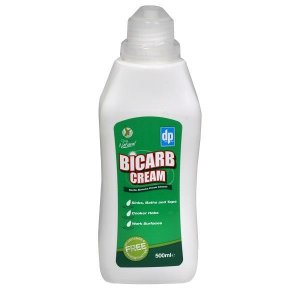 Dri-Pak Clean & Natural Bicarb Cream 500ml
