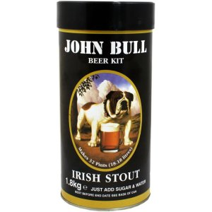 John Bull Beer Kit (32 Pints) - Irish Stout
