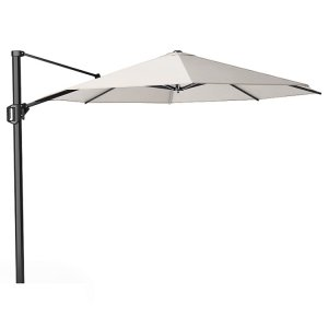Pacific Lifestyle Challenger T1 3.5m Round Ivory Parasol