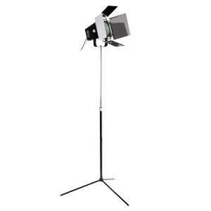 Spotlight Black Floor Lamp