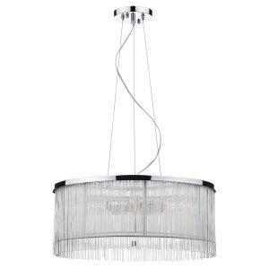 Dar Japan 50cm 3 Light Pendant White