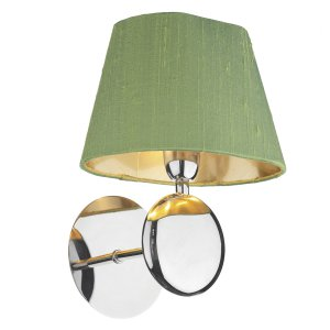 Dar Lexington 1 Light Wall Light (Unswitch) - Shade sold separately