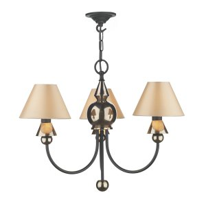 David Hunt Spearhead 3 Light Pendant Bronze