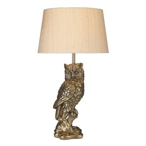 David Hunt Tawny Table Lamp Bronze Base Only