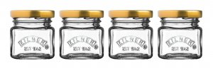 Kilner Mini Jars 55ml (Set of 4)