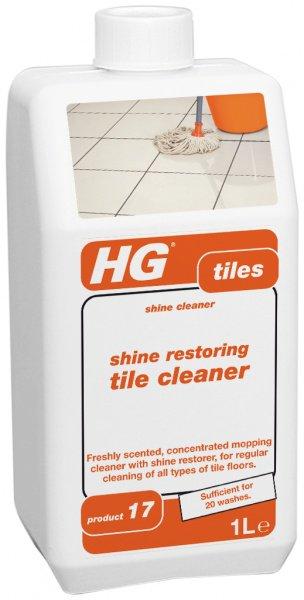 Hg Shine Restoring Tile Cleaner 1lt At Barnitts Online