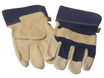 Town & Country Classics - Dluxe Washable Leather Mens Gloves Large