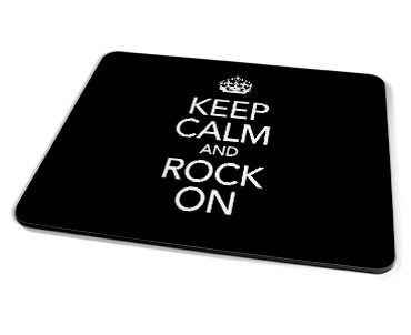 Kico Keep Calm Placemat - Rock On